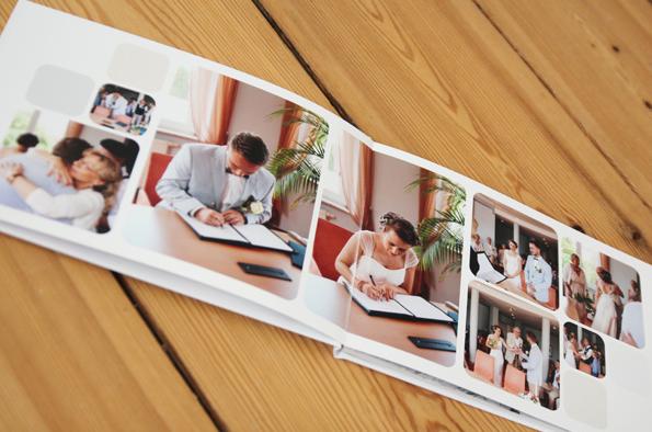 Das Hochzeitsfotobuch Eine Ganz Besondere Erinnerung